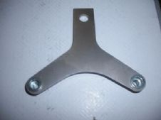 Stainless horn bracket